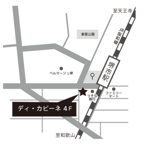 ディカビーネ地図
